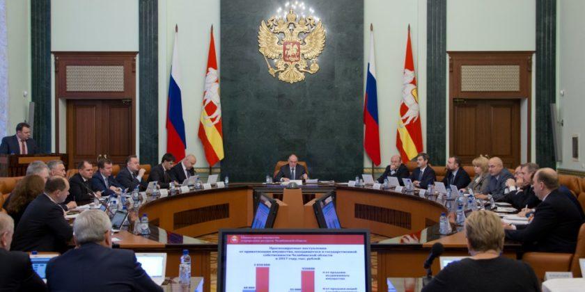 Борис Дубровский заседание правительства