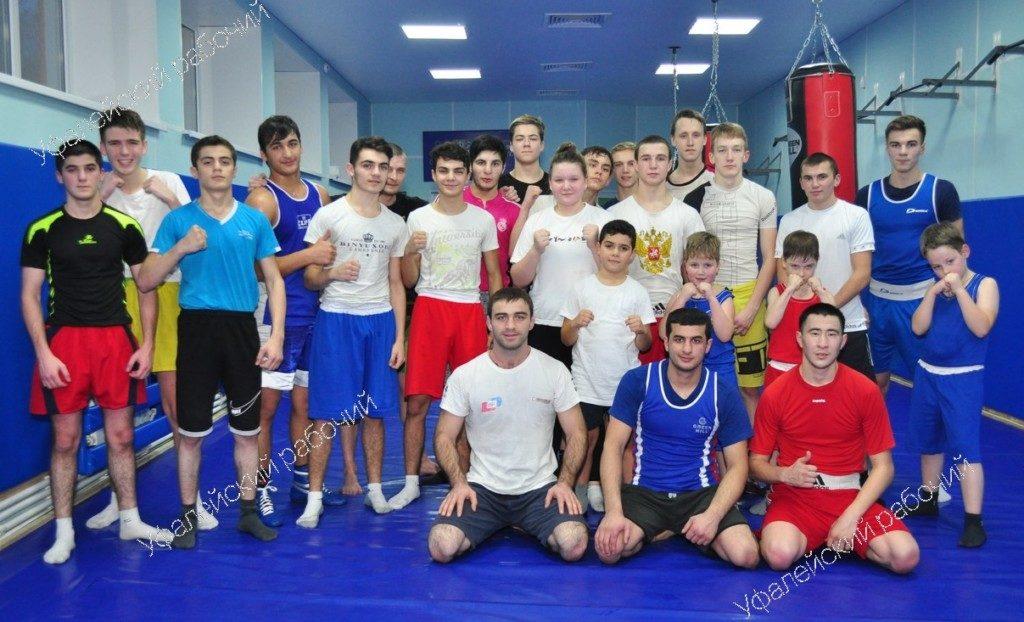 MMA Виталий Макиев Верхний Уфалей