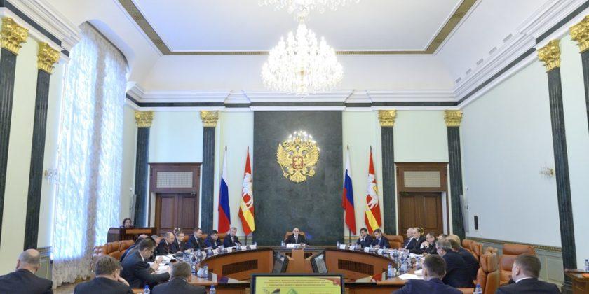 Правительство Южный Урал Дубровский