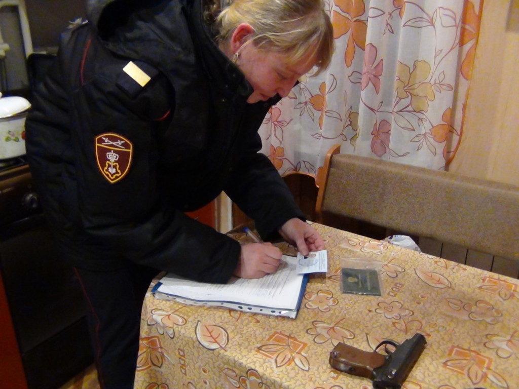Полиция Операция Район Верхний Уфалей