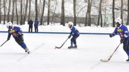 Хоккей с мячом Никельщик Верхний Уфалей