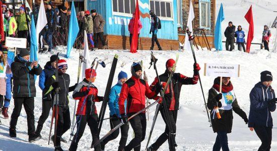 Лыжи Верхний Уфалей Нязепетровск