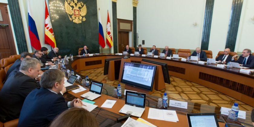 Дубровский совещание Южный Урал