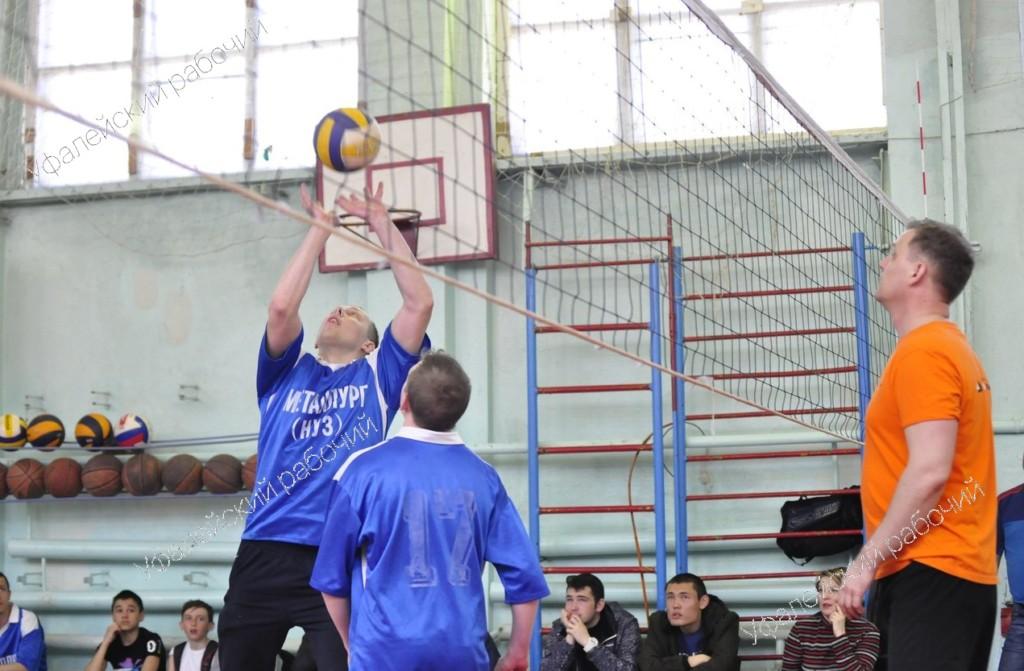 Волейбол День Победы Верхний Уфалей