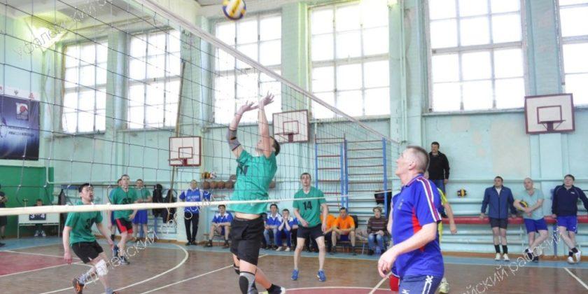 Волейбол Верхний Уфалей