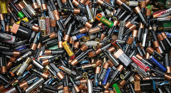 Сбор батареек Верхний Уфалей