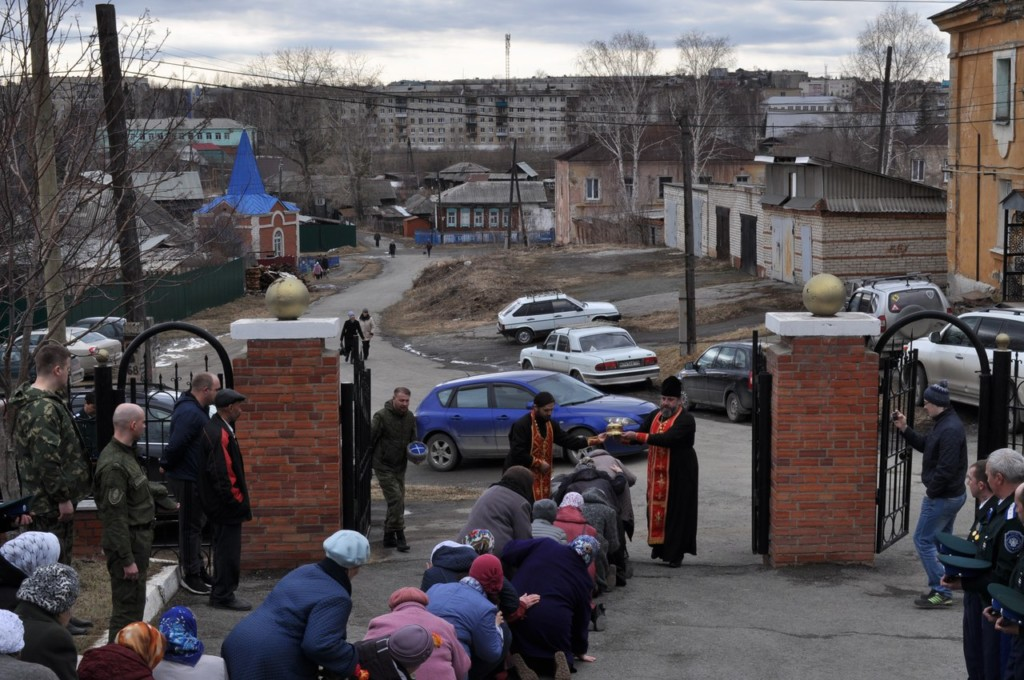 Православие Матрона Московская Верхний Уфалей