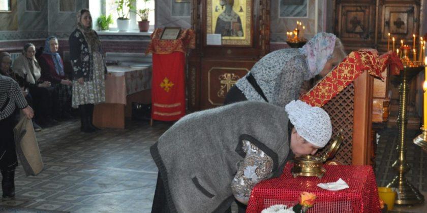 Матрона Московская Верхний Уфалей