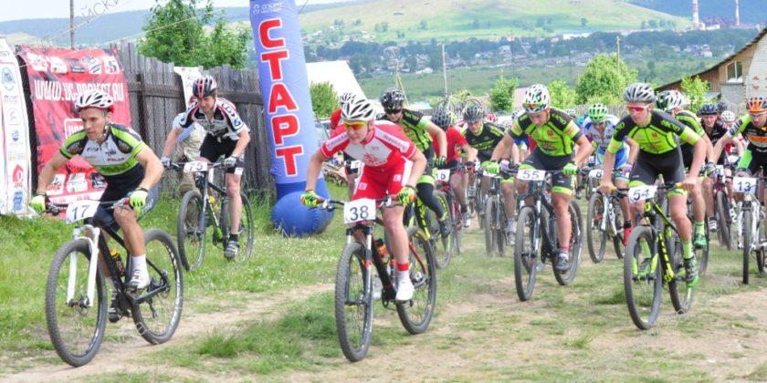 велоспорт маунтинбайк Верхний Уфалей