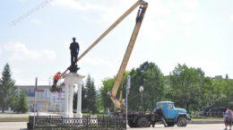 памятник благоустройство Верхний Уфалей