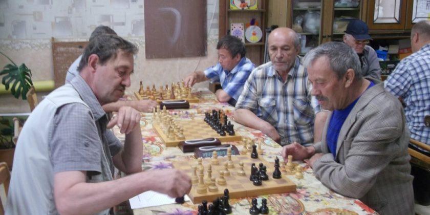 шахматы День шахмат Верхний Уфалей
