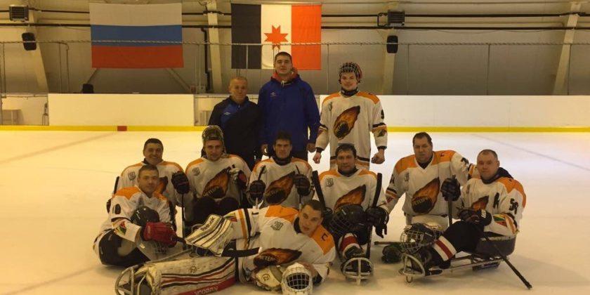следж-хоккей Челябинская область Верхний Уфалей