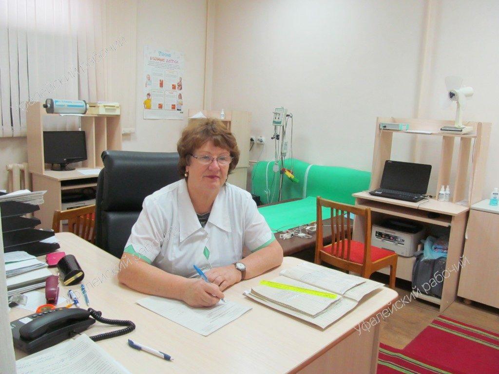Центр здоровья Верхний Уфалей