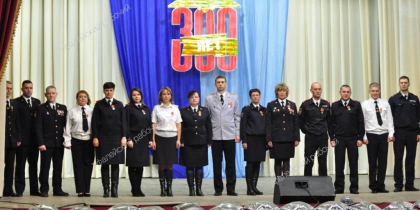 День полиции Верхний Уфалей