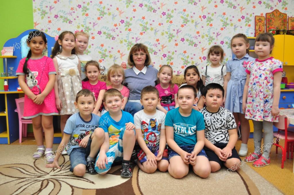 детский сад №17 Верхний Уфалей