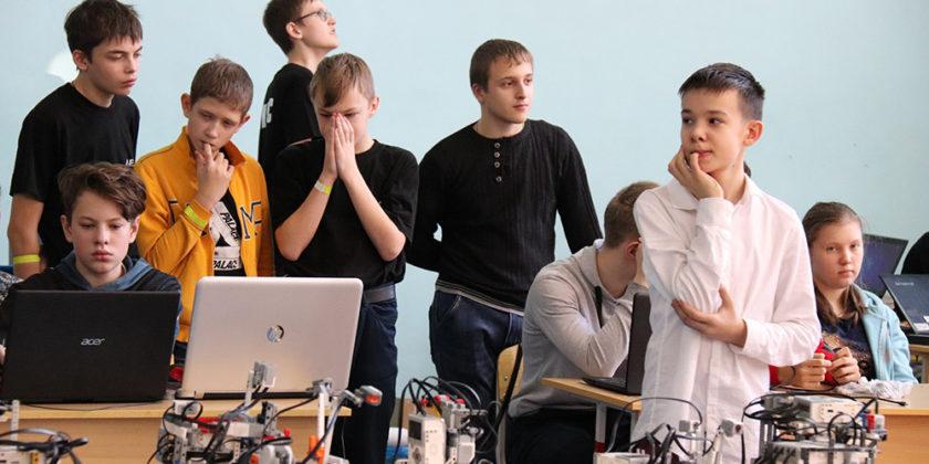 робототехника Робофест Челябинск Верхний Уфалей
