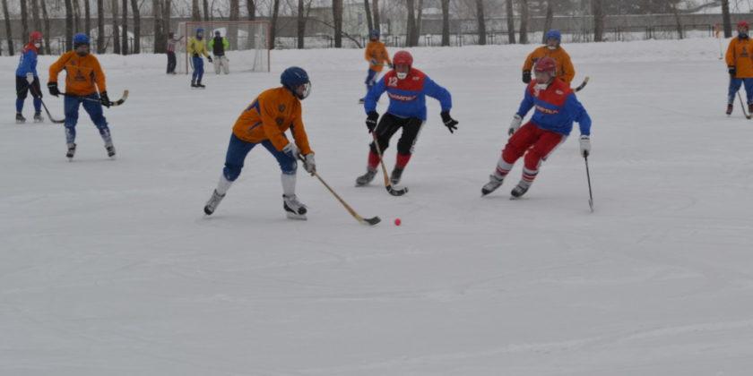 хоккей с мячом ветераны Верхний Уфалей