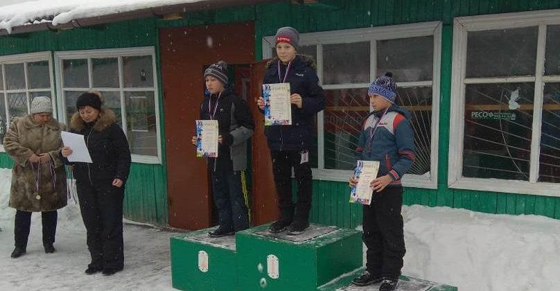 спорт лыжи Верхний Уфалей