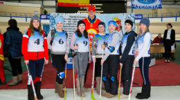 хоккей в валенках Челябинская область Верхний Уфалей