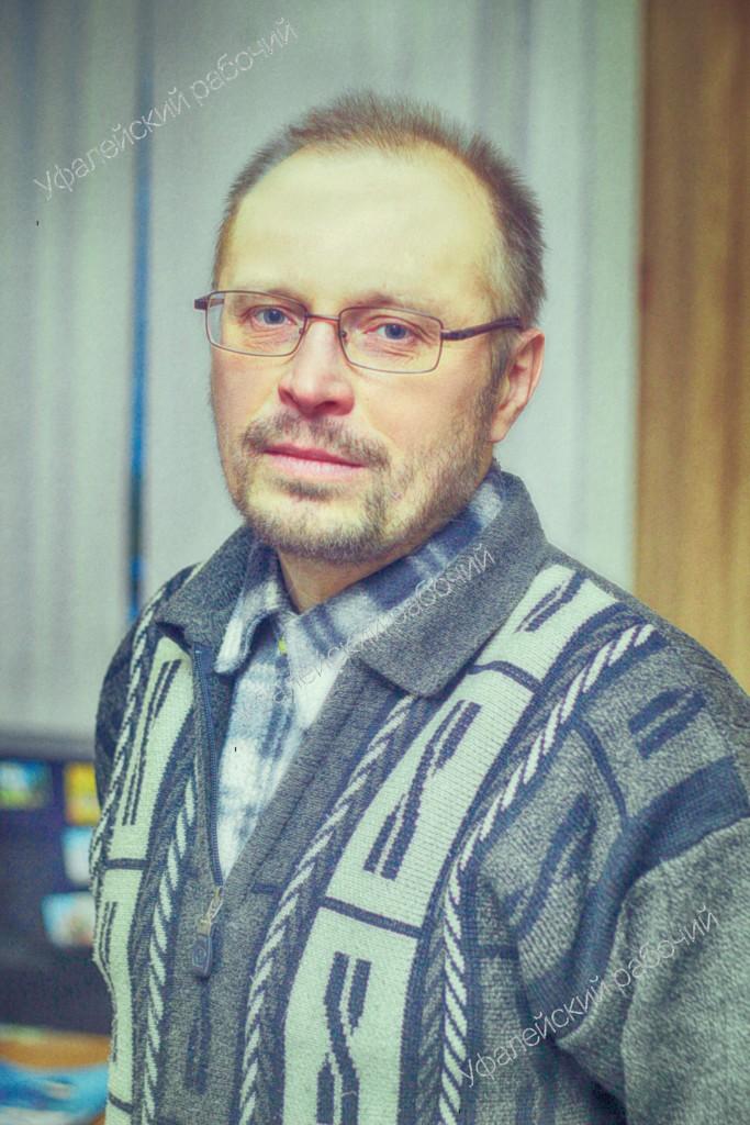 Андрей Поляков Верхний Уфалей