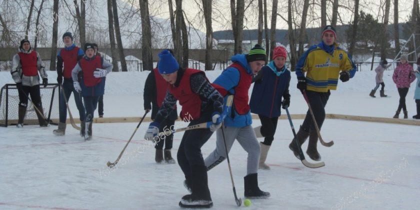 хоккей в валенках Верхний Уфалей