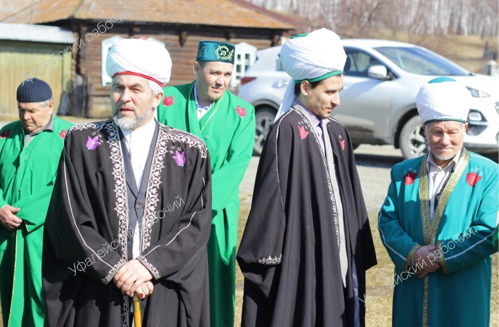 муфтий Иткуль Верхний Уфалей