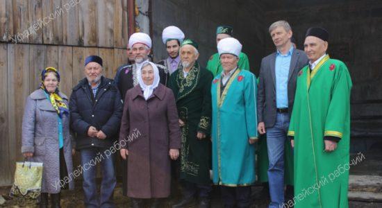 муфтий вера религия Иткуль Верхний Уфалей