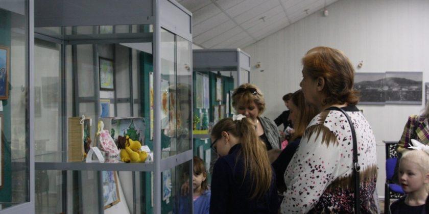выставка творчество Верхний Уфалей