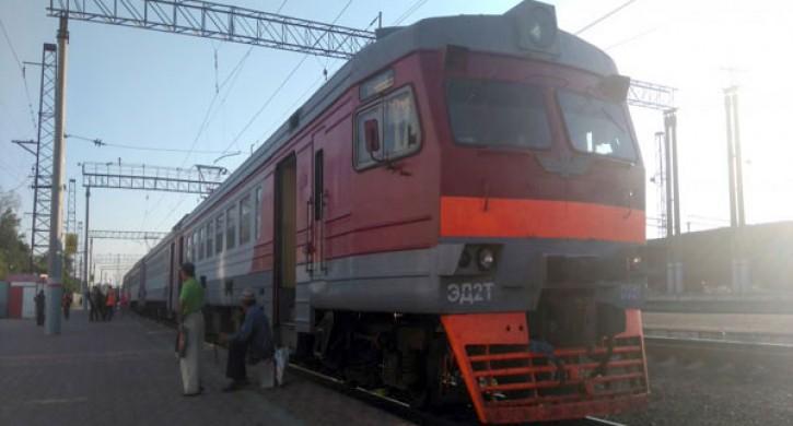 Изменилось расписание поезда №6643 Верхний Уфалей–Екатеринбург