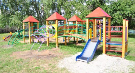 детские площадки Нижний Уфалей Верхний Уфалей