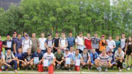 спорт футбол Кубок ЗСО Верхний Уфалей