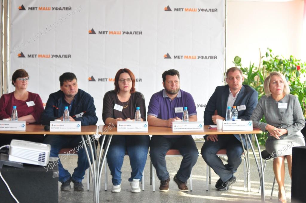 «МетМашУфалей» включается в национальный проект «Производительность труда и поддержка занятости»