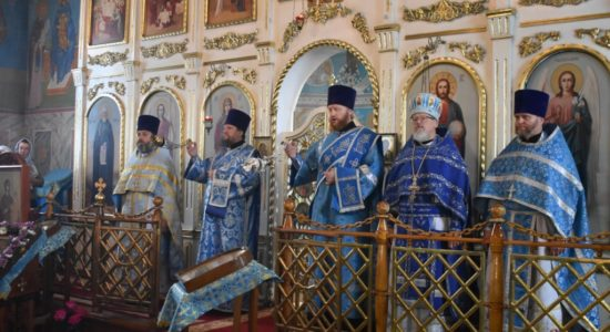 митрополит Челябинский и Миасский Верхний Уфалей