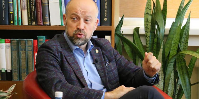 Председатель областного избиркома Сергей Обертас рассказывает о предстоящих выборах