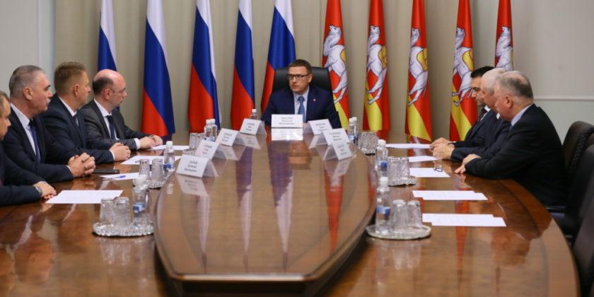 Алексей Текслер подписал соглашение о социальном партнёрстве Челябинской области с «Росатомом»