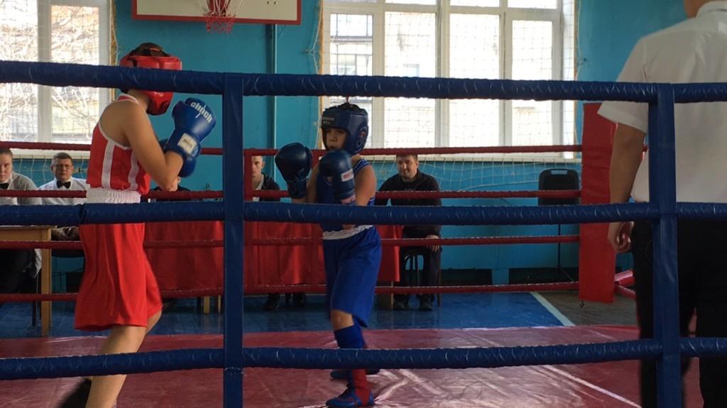 Боксёры ФОКа выступили в Копейске