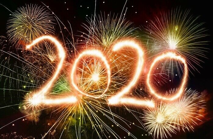 Поздравление с Новым годом от главы округа
